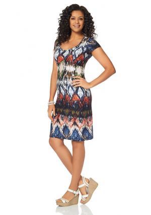 Платье BOYSENS BOYSEN'S. Цвет: цветной