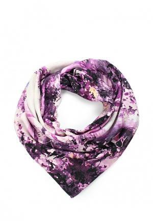 Платок Fete. Цвет: фиолетовый