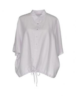 Блузка ROSSOPURO. Цвет: сиреневый