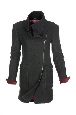 Пальто Madelaine. Цвет: черный