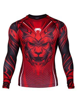 Рашгард Venum Bloody Roar Black/Red L/S. Цвет: черный, красный