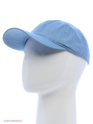 Бейсболка Maxval. Цвет: голубой