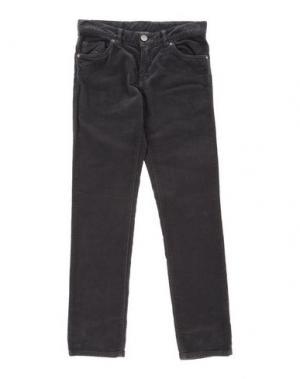 Повседневные брюки GRANT GARÇON. Цвет: свинцово-серый