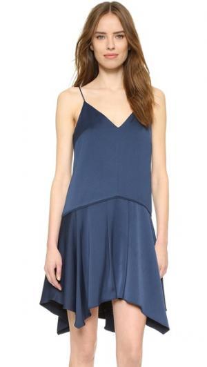 Платье Ripolin camilla and marc. Цвет: темно-синий
