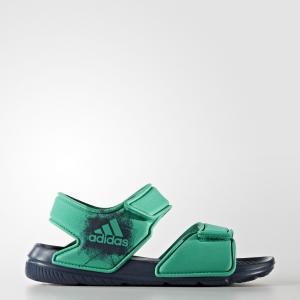 Сандалии ALTASWIM  Perfomance adidas. Цвет: зеленый