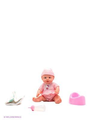 Пупс Карапуз Hello Kitty. Цвет: розовый, бледно-розовый