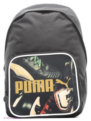 Рюкзак Campus Backpack Puma. Цвет: черный