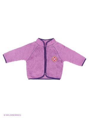 Куртка Yallo Kids. Цвет: фиолетовый