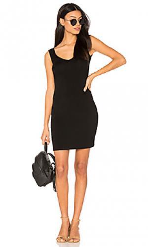Платье sia Clayton. Цвет: черный