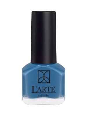 Лак для ногтей MINI LARTE, 3459, шт L'arte del bello. Цвет: голубой