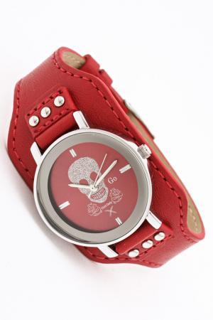 Часы наручные Go Girl Only. Цвет: красный