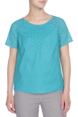 Блузка UNQ. Цвет: 5033