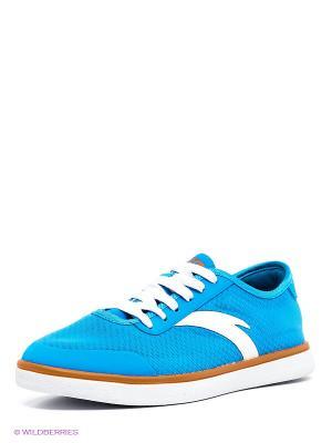 Кеды ANTA. Цвет: синий