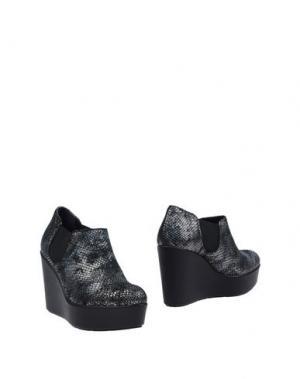 Ботинки HÉCOS. Цвет: свинцово-серый