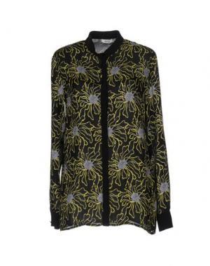 Pубашка ISSA. Цвет: черный