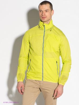 Ветровка F5. Цвет: желтый