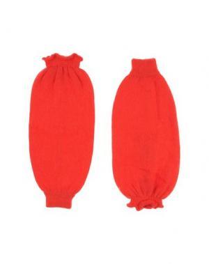 Гетры для рук JUCCA. Цвет: красный