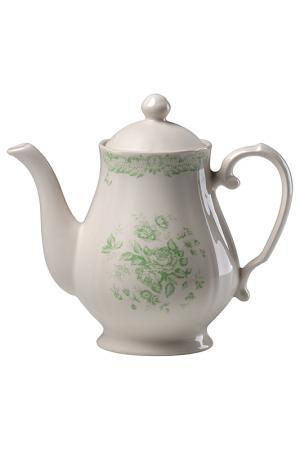 Чайник заварочный Bitossi. Цвет: зеленый