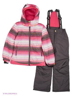 Комплект одежды Gusti. Цвет: розовый