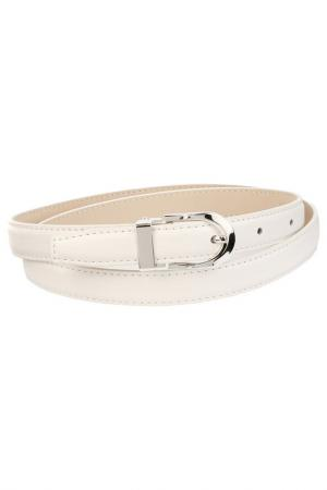 Belt Anthoni Crown. Цвет: white