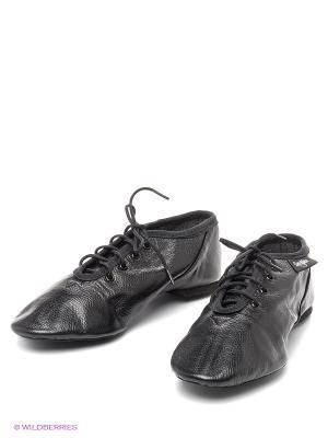 Джазовые ботинки Grishko. Цвет: черный