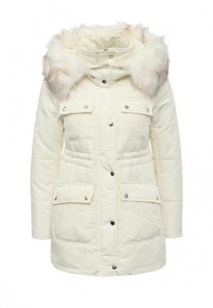 Куртка утепленная Urban Bliss. Цвет: белый