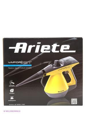 Ручной пароочиститель 4139 Vapori jet ariete. Цвет: желтый