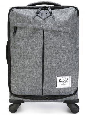 Чемодан Highland Luggage Herschel Supply Co.. Цвет: серый