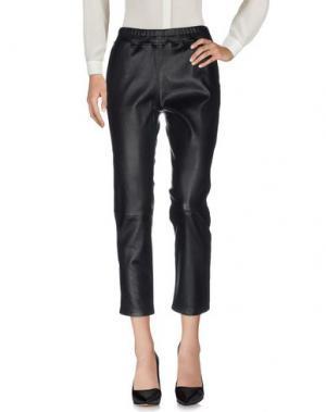 Повседневные брюки ENES. Цвет: черный