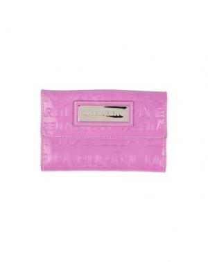 Бумажник MARIELLA BURANI. Цвет: фуксия