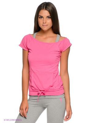 Комплект CHAMPION. Цвет: розовый, серый