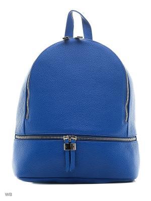 Рюкзак Afina. Цвет: синий, лазурный