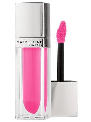 Жидкая помада для губ Color Elixir оттенок 120, Сочная фуксия, 5 мл Maybelline New York. Цвет: розовый