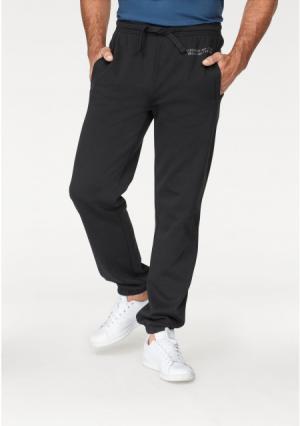 Спортивные брюки MANS WORLD MAN'S. Цвет: черный