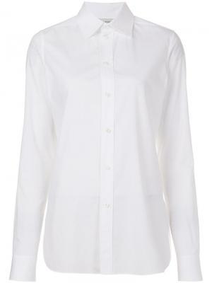 Рубашка Charlotte P Beau Souci. Цвет: белый