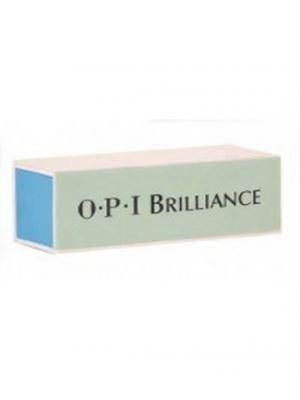 Opi Полировочный блок Brilliance. Цвет: белый, зеленый