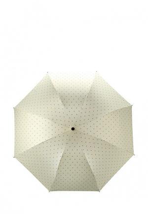 Зонт складной Modis. Цвет: бежевый