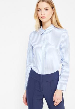 Рубашка Ofera. Цвет: голубой