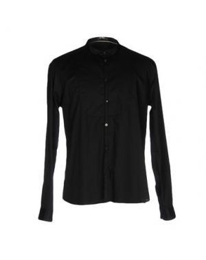 Pубашка OFFICINA 36. Цвет: черный
