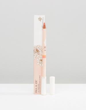 Paul & Joe Двойной карандаш для губ. Цвет: розовый
