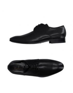 Обувь на шнурках RICHARD. Цвет: черный