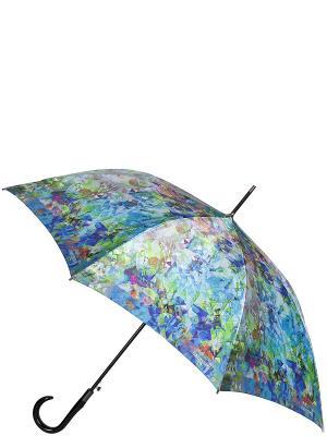 Зонт Eleganzza. Цвет: лазурный, зеленый, сиреневый