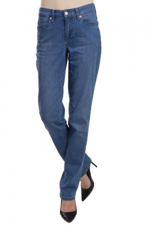 Классические джинсы MAC. Цвет: синий