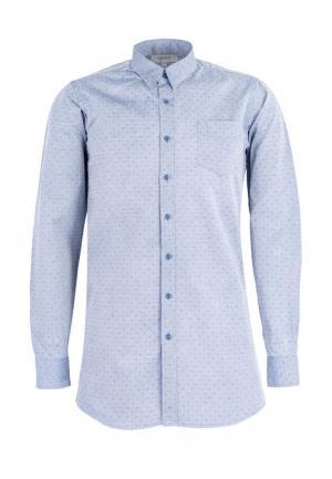 Рубашка Stenser. Цвет: серый
