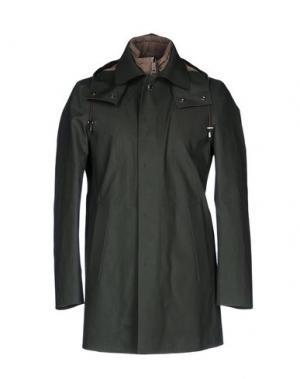 Куртка KIRED. Цвет: зеленый