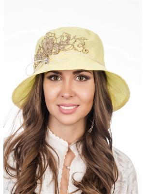 Шляпа Level Pro. Цвет: желтый