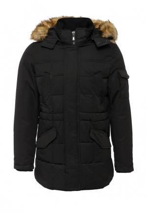 Куртка утепленная Mythic. Цвет: черный