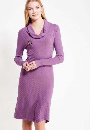 Платье Camomilla Italia. Цвет: фиолетовый
