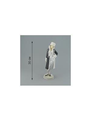 Статуэтка ИРЭН 30 см MOLENTO. Цвет: белый