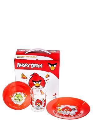 Набор Энгри Бердз - Красный ANGRY BIRDS. Цвет: красный